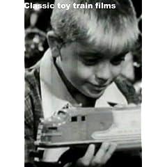 Vintage toy train films