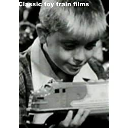Vintage toy train films