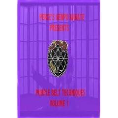 Perce's Kenpo Karate: Purple Belt Techniques Volume 1