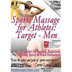 Sports Massage, Target: Men