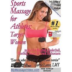 Sports Massage, Target: Women