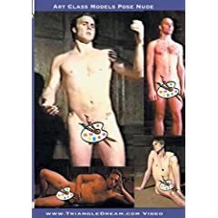Primal Man Classics- Art Class Models Pose Nude