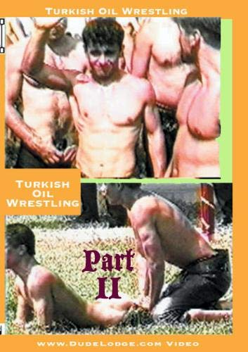 Primal Man Classics- Turkish Oil Wrestling II