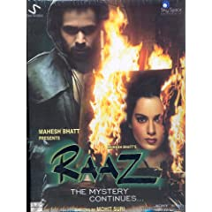 Raaz The mystery continues...(DVD)