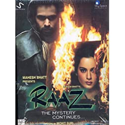 Raaz The mystery continues...(DVD)
