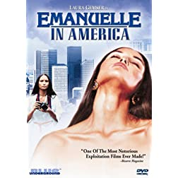 EMANUELLE IN AMERICA Collector Edition DVD