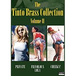 Tinto Brass Collection Vol II ( Revised Version) Directors Cut
