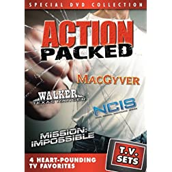 T.V. Sets: Action Packed
