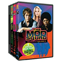 The Mod Squad: Two Season Pack