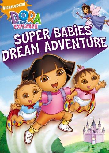 Dora the Explorer: Super Babies' Dream Adventure