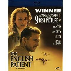 English Patient [Blu-ray]