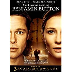 The Curious Case of Benjamin Button (Single-Disc Edition)