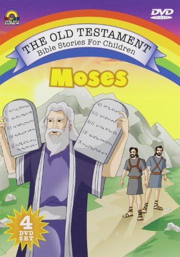 The Old Testament Bible Stories for Children: Moses