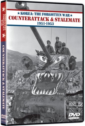 Korea: The Forgotten War 1951-1953 - Counterattack & Stalemate