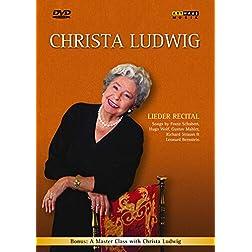 Christa Ludwig: Lieder Recital