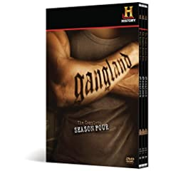 Gangland: The Complete Season 4