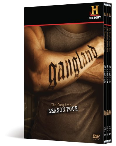 Gangland: The Complete Season 4