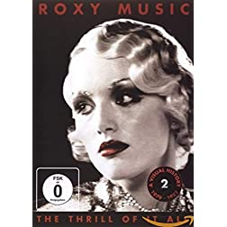 Thrill of It All: Roxy Music (1979-1982)