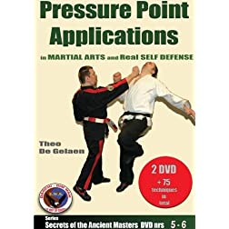 Pressure Point Applications 2 DVD
