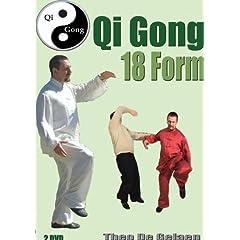Qi Gong 18 form 2 DVD