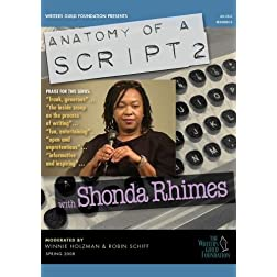 Anatomy of a Script 2 - Shonda Rhimes (two-disc set)