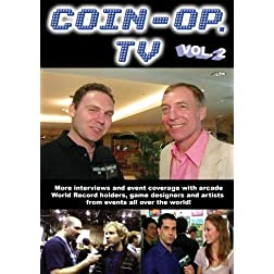 COIN-OP TV DVD VOLUME 2
