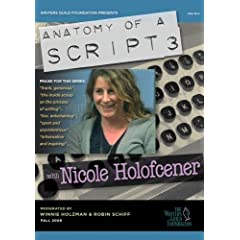 Anatomy of a Script 3 - Nicole Holofcener (two-disc set)