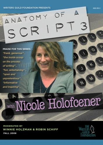 Anatomy of a Script 3 - Nicole Holofcener (two-disc set)