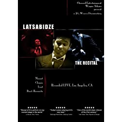 Latsabidze: The Recital