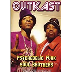 Outkast: Psychedelic Funk Soul Brothers