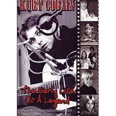 Kurt Cobain: The Early Life of a Legend