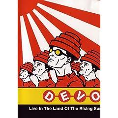 DEVO: Live in The Land fo The Rising Sun