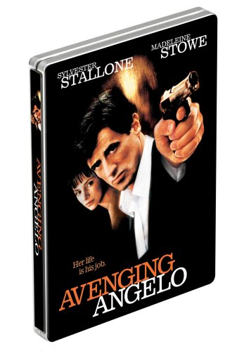 Avenging Angelo (Steelbook Packaging)