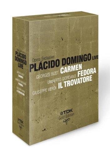 Opera Exclusive: Placido Domingo Live