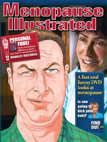 Blitzed by Menopause: A Guys Guide to Understanding Her Menopause [HD DVD]
