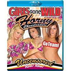 Girls Gone Wild: Horny Cheerleaders [Blu-ray]