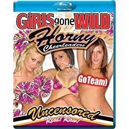Girls Gone Wild: Horny Cheerleaders [Blu-ray]