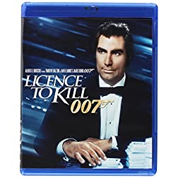 Licence to Kill [Blu-ray]