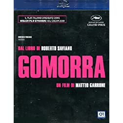 Gomorra (Blu-Ray) [Blu-ray]