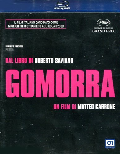 Gomorra (Blu-Ray) [Blu-ray]