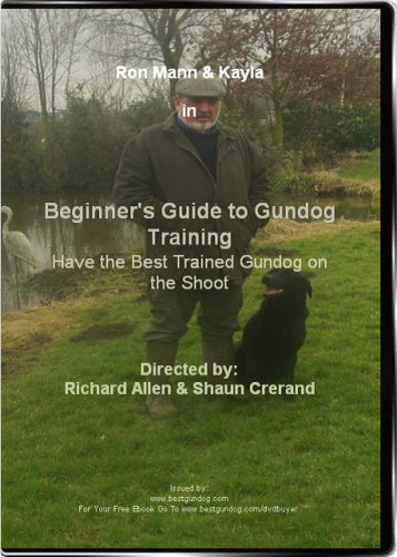 Beginner's Guide to Gundog Training