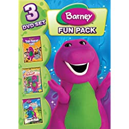 Barney: Family Fun Pack (3pc)