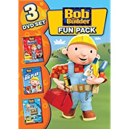 Bob The Builder: Family Fun Pack (3pc)