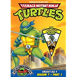 Teenage Mutant Ninja Turtles: Season 7, Pt. 1 - The Leonardo Slice