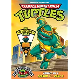 Teenage Mutant Ninja Turtles: Season 7, Pt. 2 - The Michelangelo Slice
