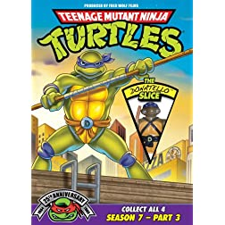 Teenage Mutant Ninja Turtles: Season 7, Pt. 3 - The Donatello Slice