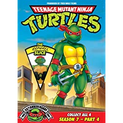 Teenage Mutant Ninja Turtles: Season 7, Pt. 4 - The Raphael Slice