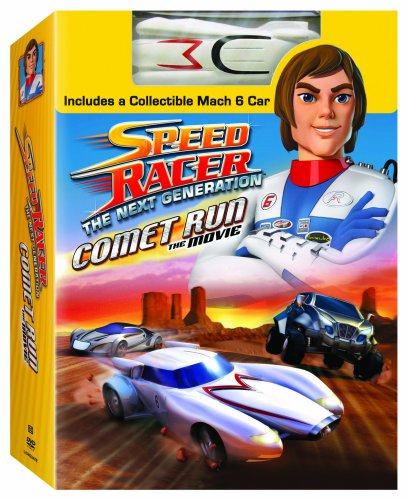 Speed Racer: The Next Generation - Comet Run