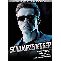 Schwarzenegger Collection (4pc)