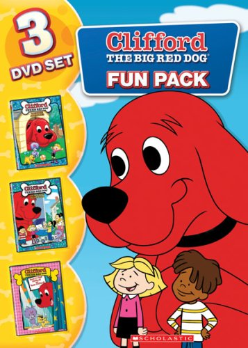 Clifford: Family Fun Pack (3pc)
